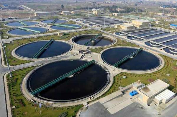 فرآیند تصفیه آب شهری