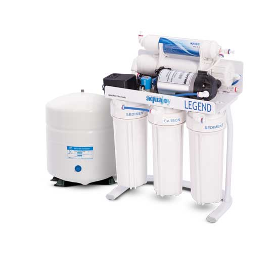 دستگاه تصفیه آب خانگی آکواجوی