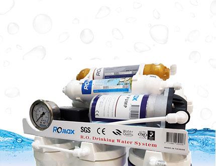 قیمت دستگاه تصفیه آب Romax