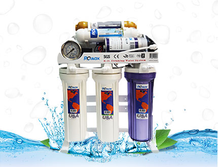 خرید دستگاه تصفیه آب Romax