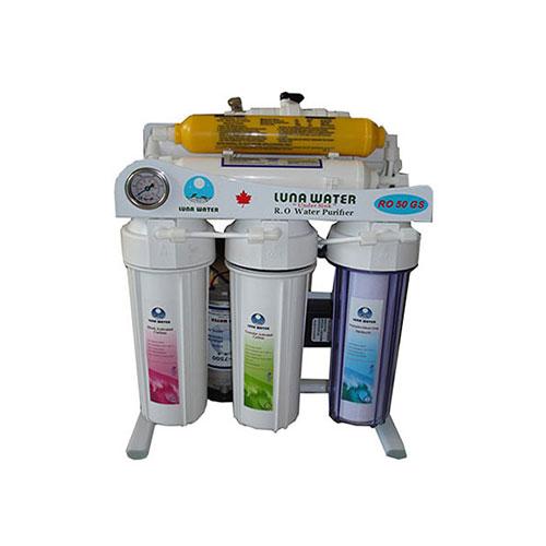 دستگاه تصفیه آب خانگی luna water