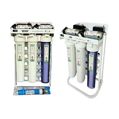 دستگاه تصفیه آب نیمه صنعتی وتک vetec