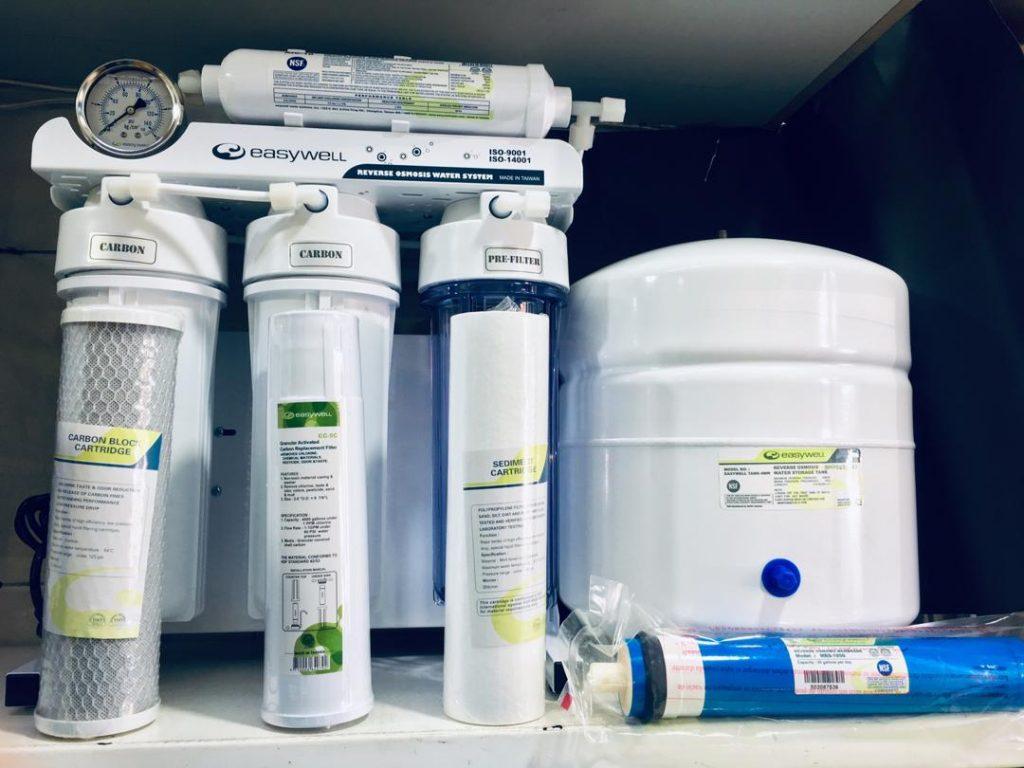 اهمیت استفاده از دستگاه تصفیه آب اورجینال